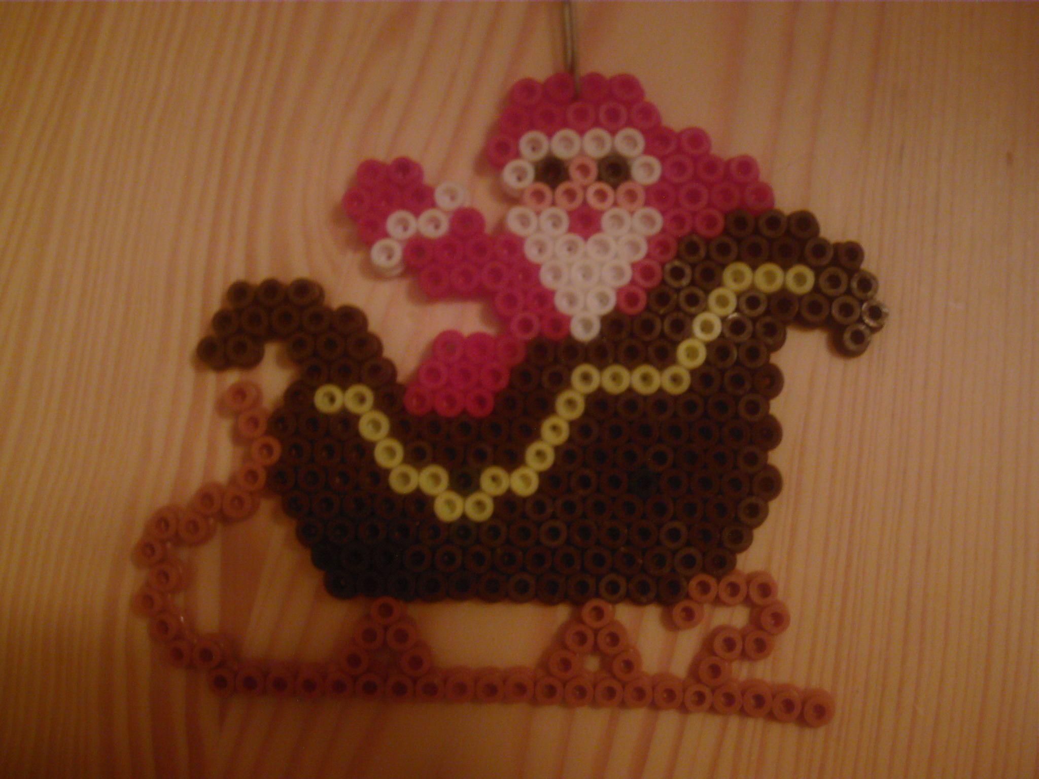 Mes creations en perles a repasser page 3 - Perle a repasser noel ...